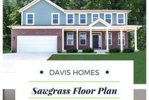 Sawgrass Floor Plan | Legacy Collection | Davis Homes