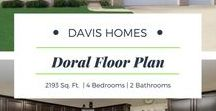 Doral Floor Plan | Legacy Collection | Davis Homes