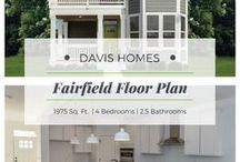 Fairfield Floor Plan | Downtown Collection | Davis Homes