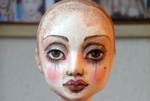 Funky Dolls / Art Doll Passion...