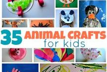 Kids Crafts and DIY / Keep the little ones engaged and learning about the environment with these fun activities.