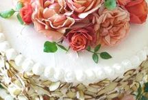 Celebration Cakes / Special Occasion Cakes...Of all festivities celebrated across the globe, sweets seem to be a universal delight.  / by Paulina Ottow