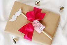 · gift wrapping / envoltorios ·