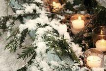 Christmas/Wintery Goodness