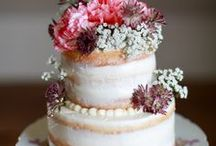 Cakes + Desserts / by Wisconsin Bride