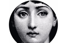 Fornasetti / A gorgeous face, a timeless beauty...