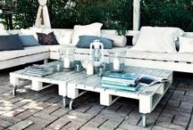 Furniture - pallets
