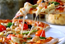 Una` Pizzeria /  Specialty &Traditional Pizzas~Breadsticks~Calzones  / by Paulina Ottow