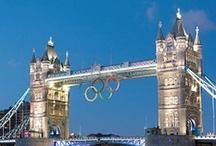 2012 Summer Olympics / by Paulina Ottow