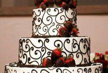 tortas y pasteles de boda