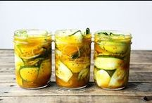 Pickled and Preserved / Jams, Preserves, Marmalades, Pickles, Relishes and Chutneys