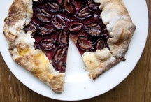 Tarts, Galettes & Quiches / Sweet & Savory