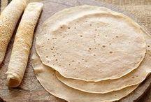 Pancakes, Crepes & Waffles