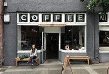stores & cafés
