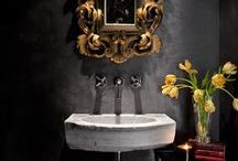 Bathrooms / mullings and musings / by Linda Lime in the Coconut