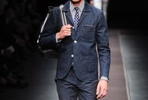 Menswear on the Runway / by chicBuds