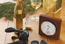 Wine Lover Gifts / Gifts and accessories for wine lovers - birthdays and holidays.