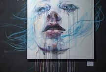 Agnes Cecile, awesome artist