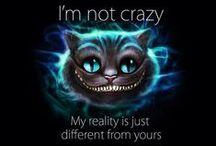 The Cheshire  Cat Magic