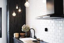 Interior - Kitchen / Inspo kitchen