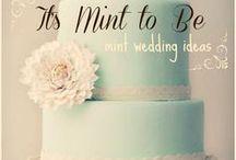 Bodas Color Verde Menta / El color menta será tendencia este año en las bodas al igual que el color azul celeste, el coral y el orquídea radiante.  Los tintes del verde mental son delicados y es perfecto para incluirlo en la paleta de colores de una boda o matrimonio. Más ideas en http://www.entrenovias.com/ideas-para-bodas-color-verde-menta.html