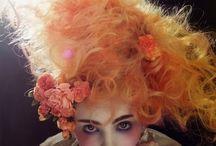 hair / fancy follicles | color inspiration | tutorials