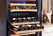 Wine Cabinets / Furniture / Wine storage with glamour, modern lines, or conservative elegance.