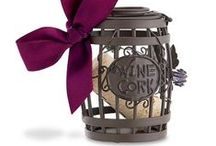 Wine Country Wedding Favors / Extend the wine country experience to wedding guests with these exquisite favors.