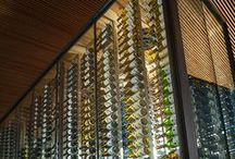 Dream Wine Cellars / Custom made wine cellars - from traditional wood and stone to contemporary glass. IWA Design Center can bring your dream cellar into reality. http://iwadesigncenter.com