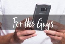 For The Guys / Men's iPhone 7 Cases & Inspiration