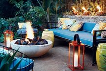 garden party and outside spaces