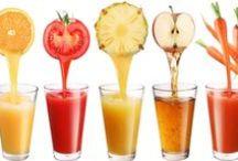 Zumos y batidos / Recetas de zumos y batidos naturales