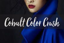 Color Crush: Cobalt / #trending