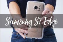 SAMSUNG Galaxy S7 EDGE / That perfect Galaxy S7 Edge case.