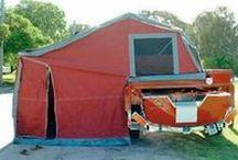 Camper trailer ⛺️