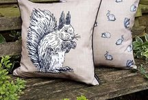 Stylish Cushions / The Bela Casa Home collection of funky, stylish, luxury designer cushions. Be inspired with our selection of designer and one of a kind cushions.
