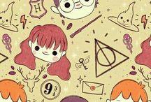 Harry Potter ⚡️⚡️