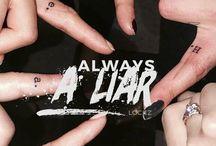 Pretty little liars ❤️❤️