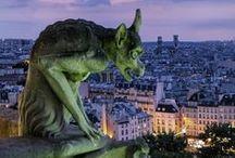 PARIS - Bücher, Filme, Serien / Streife durch Paris, auf den Spuren spannender und berührender Geschichten | #reisen