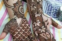 Beautiful Pakistani bridal Mehndi designs / Beautiful Pakistani #Wedding #Mehndi designs