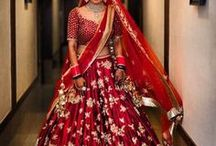 Indian bridal wear 2017: A collection of Best Wedding dresses