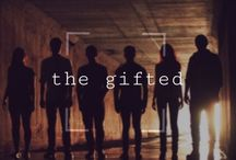 - ̗̀the gifted ̖́- / you can't escape what you are