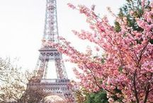 Paris / I dream of going to Paris!