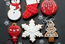 Christmas Baking / Baking beautiful food for Christmas to make it a wonderful festive holiday the whole family will enjoy!