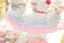 Tea Party Time! / How to host a tea party