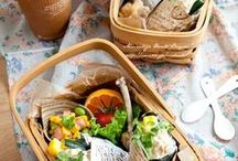 Picnic Food / Picnic food ideas to feed the family and loved ones.