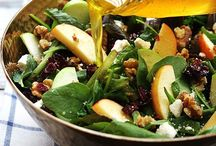 Salads / Delicious easy to make salads which are healthy for your family.