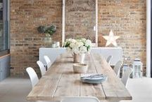 Dining Room / Fabulous Dining Rooms to suit all different room styles and shapes and family size.
