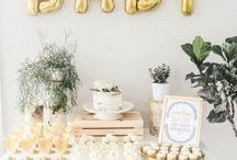 Baby Shower / Ideas to host a fabulous baby shower!