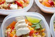 Prepare Ahead Meals / Essen zum Vorkochen / Dinner and Lunch recipes that you can cook ahead and store or freeze / Mahlzeiten, die man gut vorkochen, aufheben oder einfrieren kann